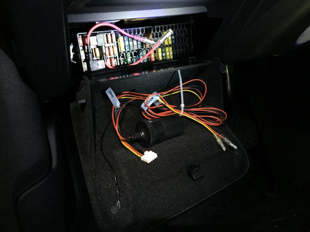 connecting dashcam to fuse box 1 wiring diagram source